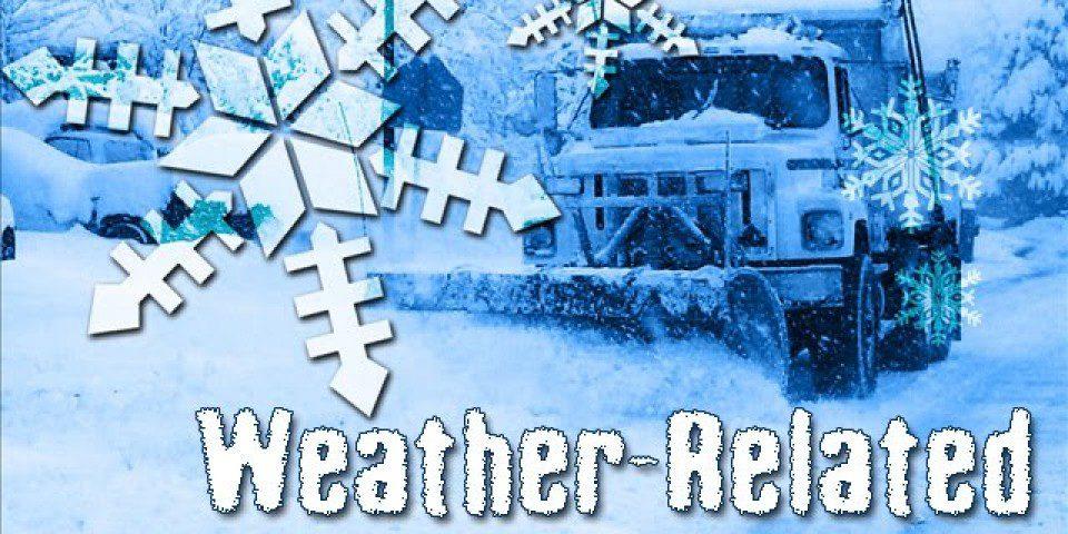 Deanery Ski Trip Canceled