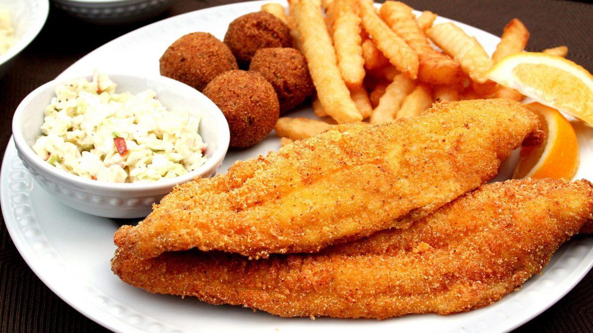 Lenten Fish Fry!