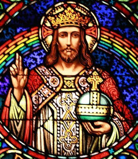 Homily, Christ the King